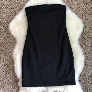 Urban Outfitters Black Bodycon Mini Dress
